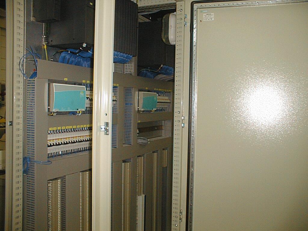 Quadri elettrici - siemens S7-400 6