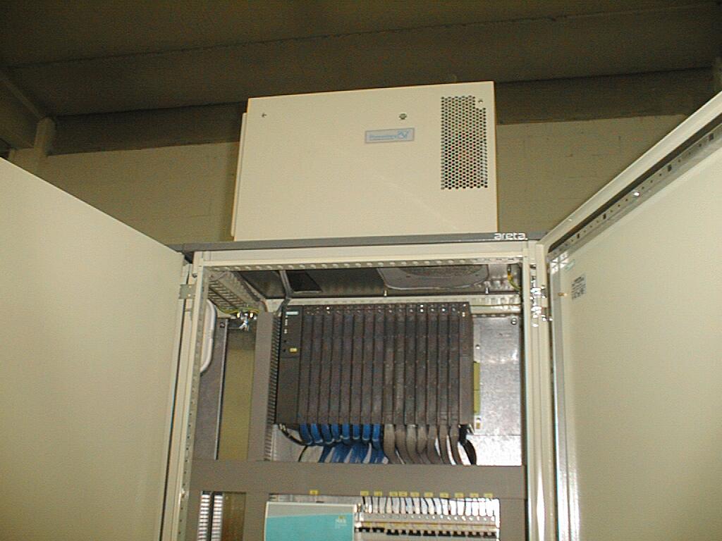 Quadri elettrici - siemens S7-400 7
