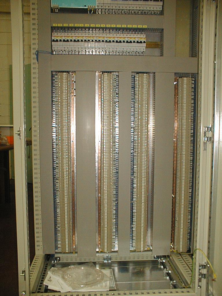Quadri elettrici - morsettiere 1