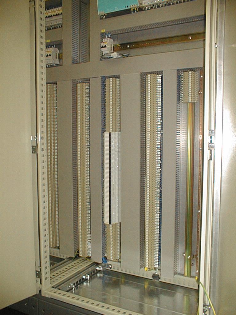Quadri elettrici - morsettiere 2