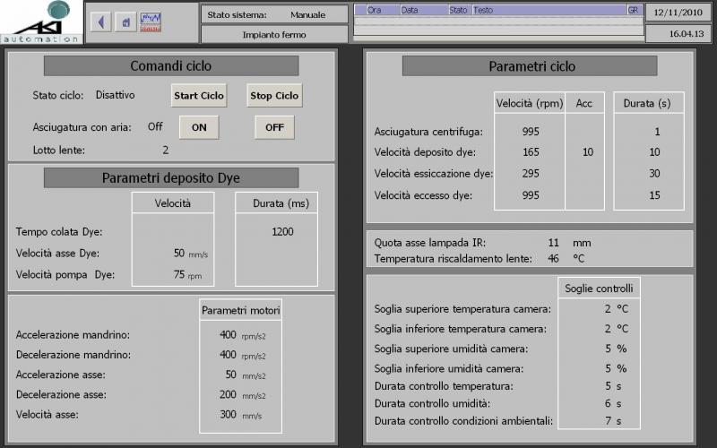 Software SCADA siemens WinCC 1